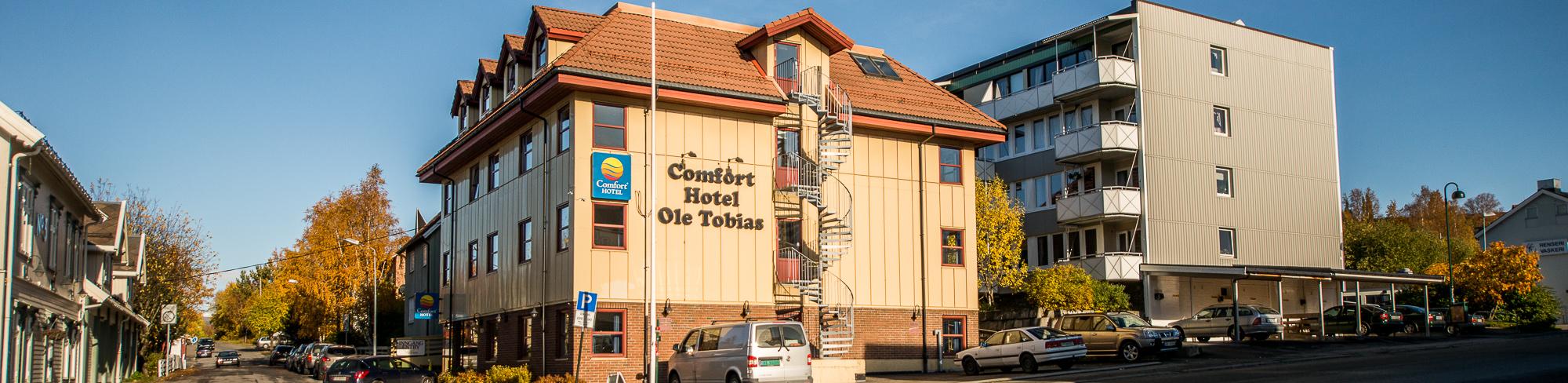 hoteller norges største